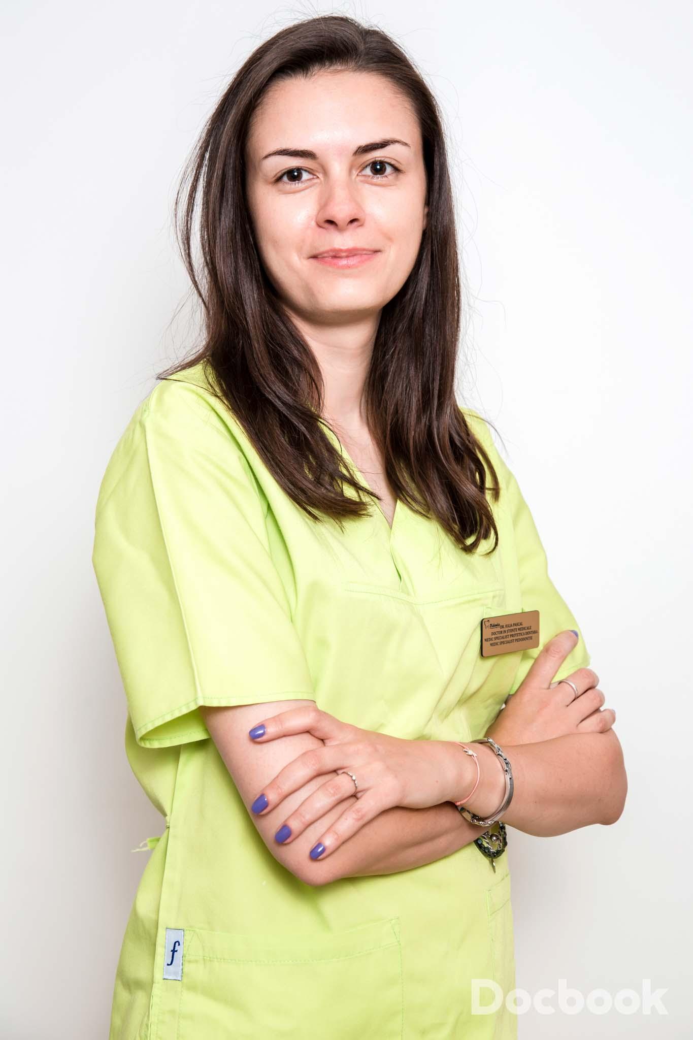 Dr. Iulia Pascal
