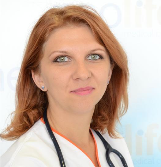 Dr. Magda-Elena  Comanescu