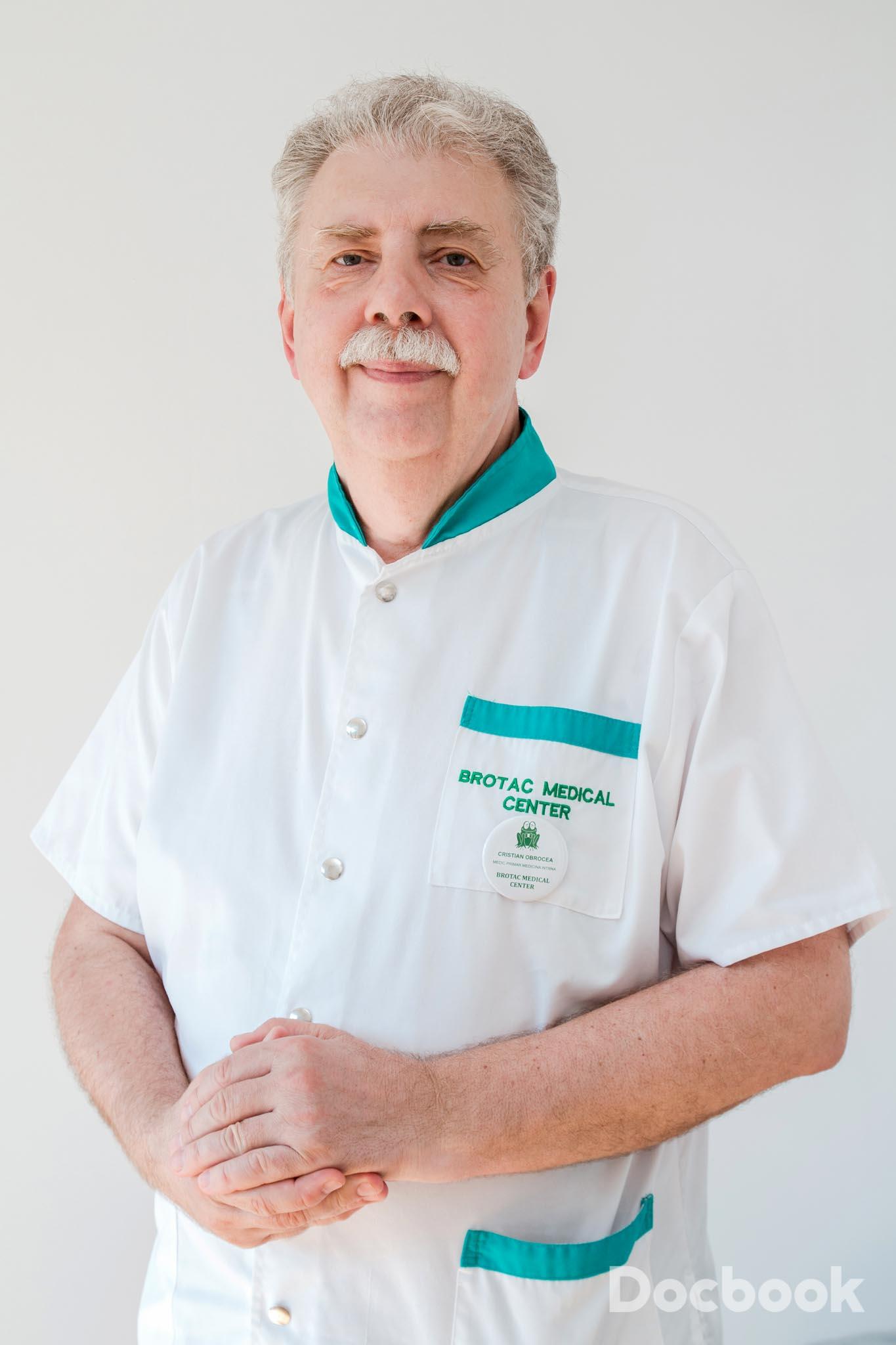 Dr. Cristian Obrocea