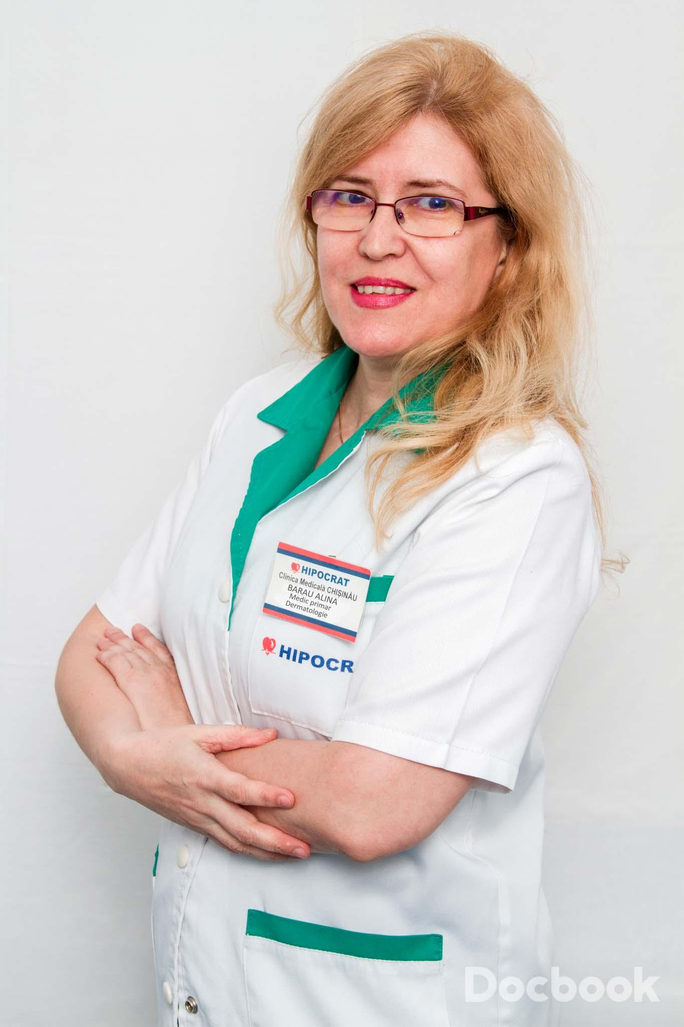 Dr. Alina-Mihaela Barau
