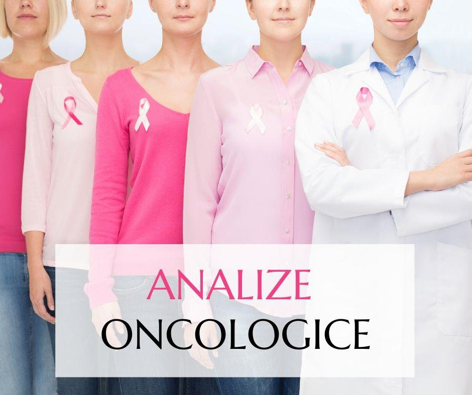 Pachet Analize Oncologice Femei