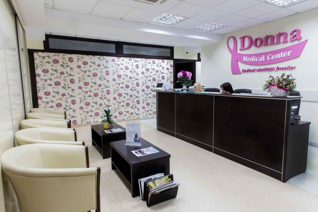 Despre Clinica Donna