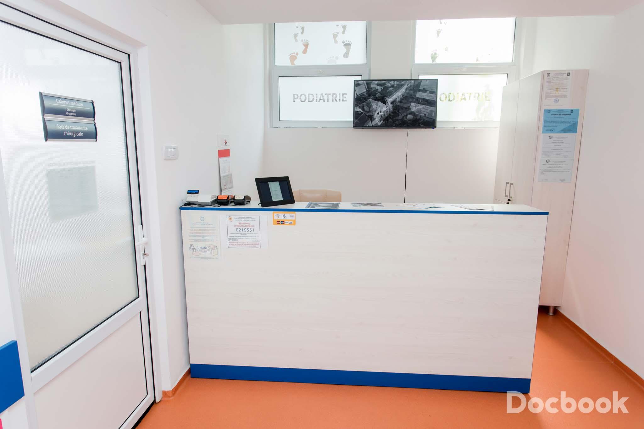 Clinica Clinica De Podiatrie