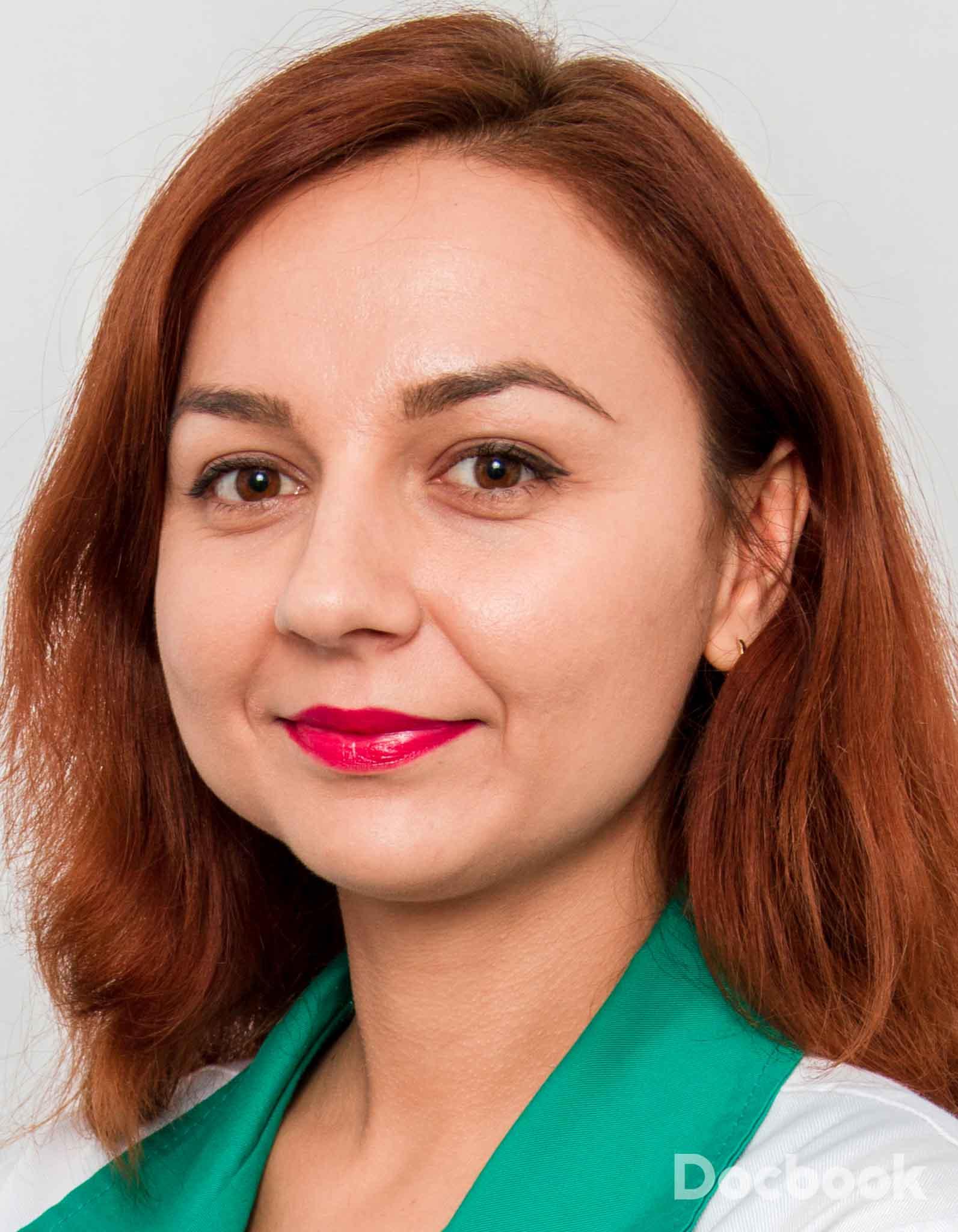 Dr. Gina Hristina Spataru