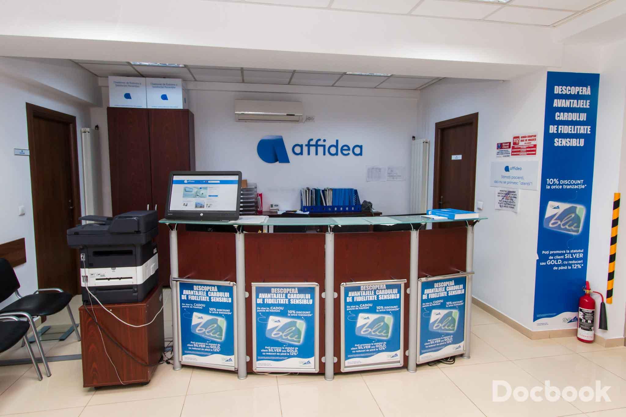 Clinica Affidea - Iasi