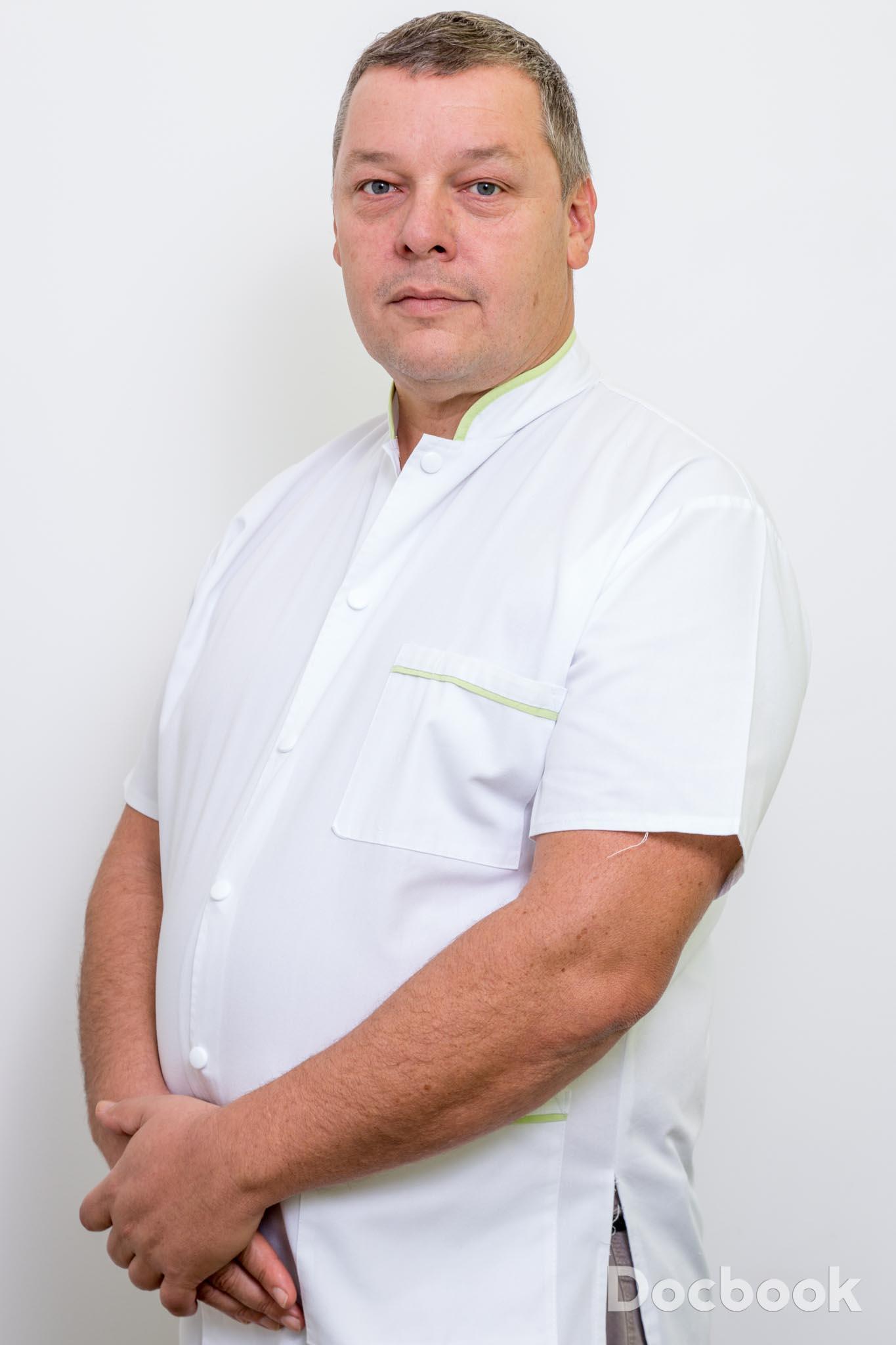 Dr.  Ursache Tudor Andrei