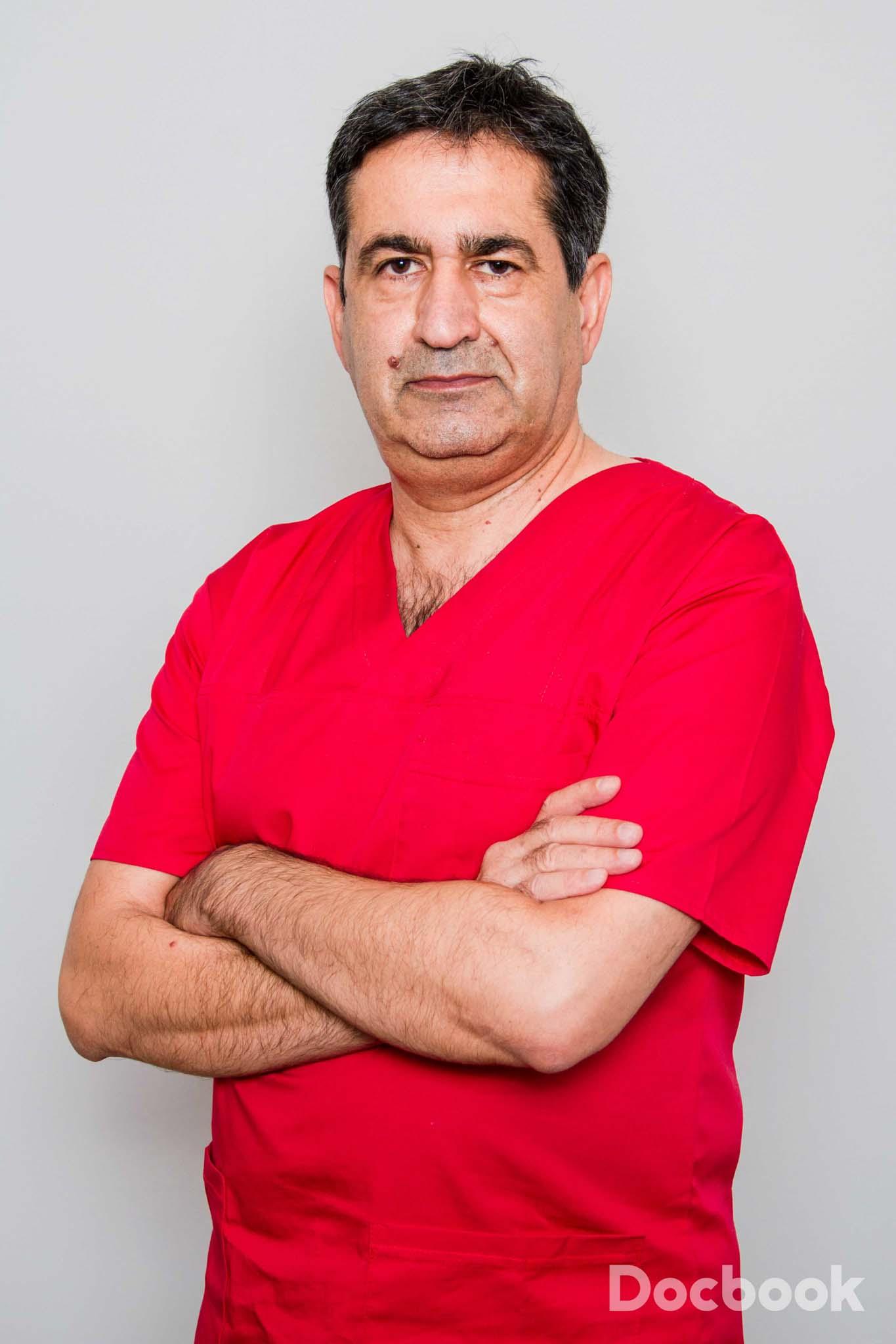 Dr. Ahmad Rahimian
