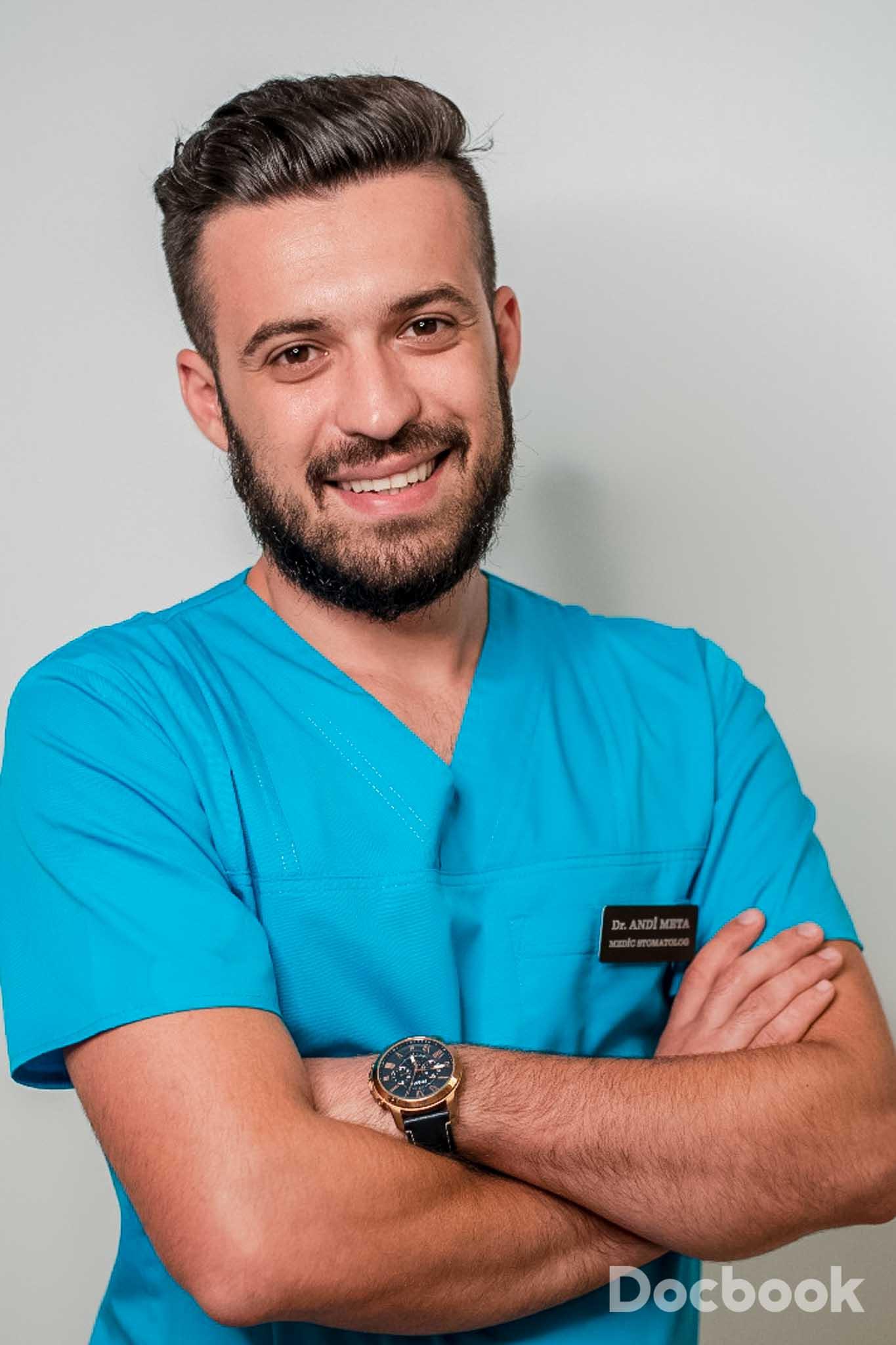Dr. Andi Meta