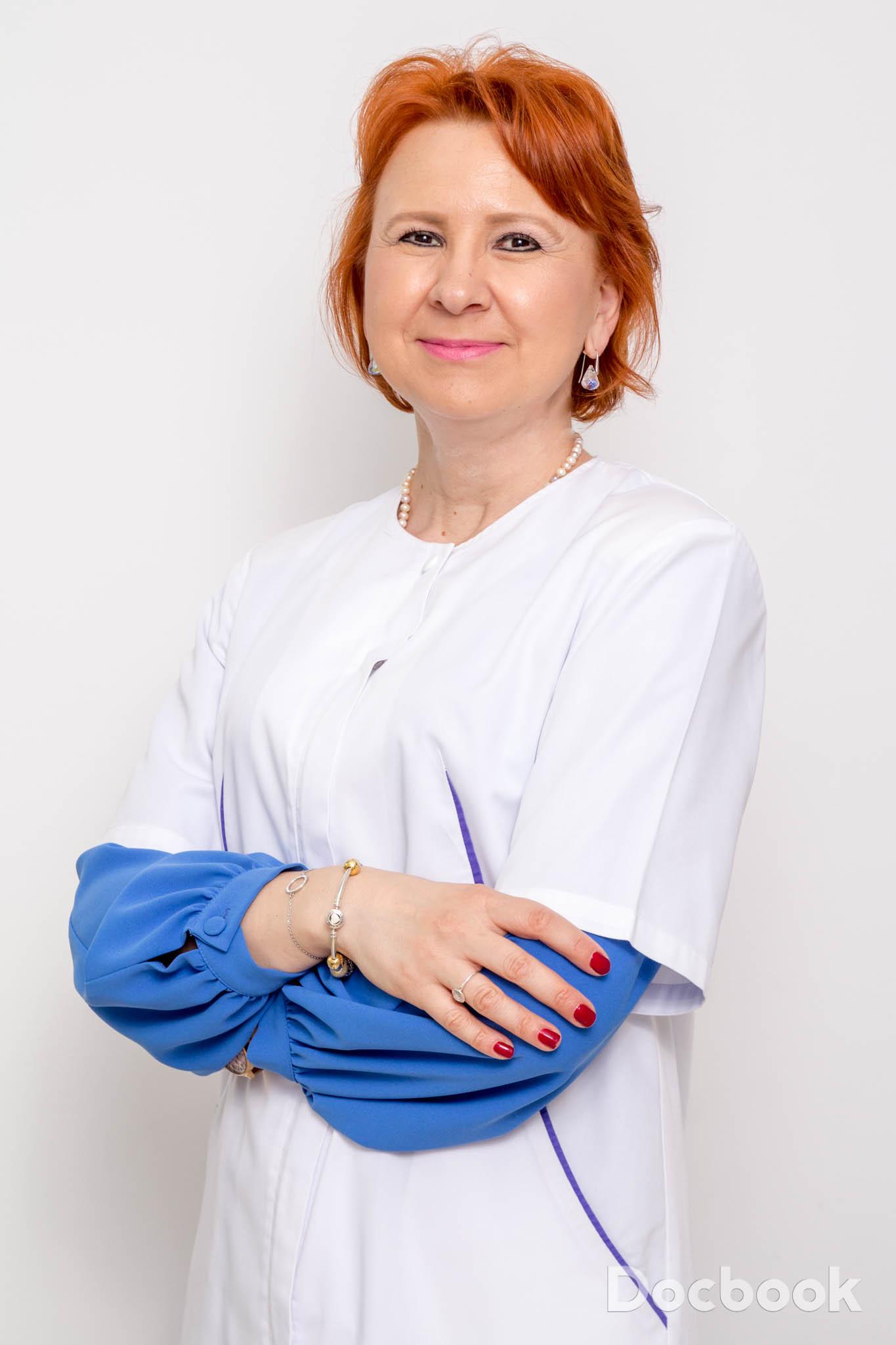 Dr. Elena-Lacramioara Dumitrache