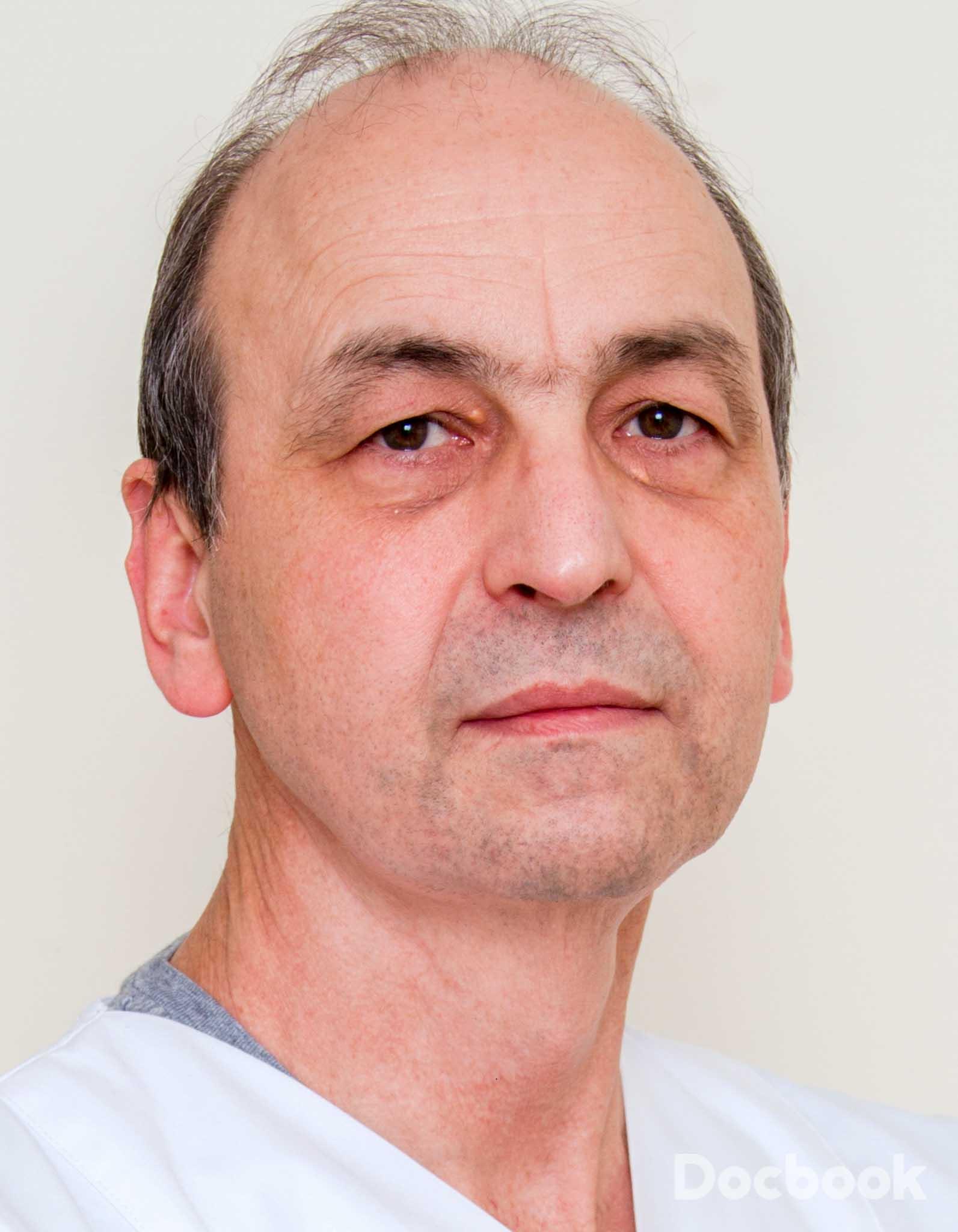 Dr. Marin Andrei Manu