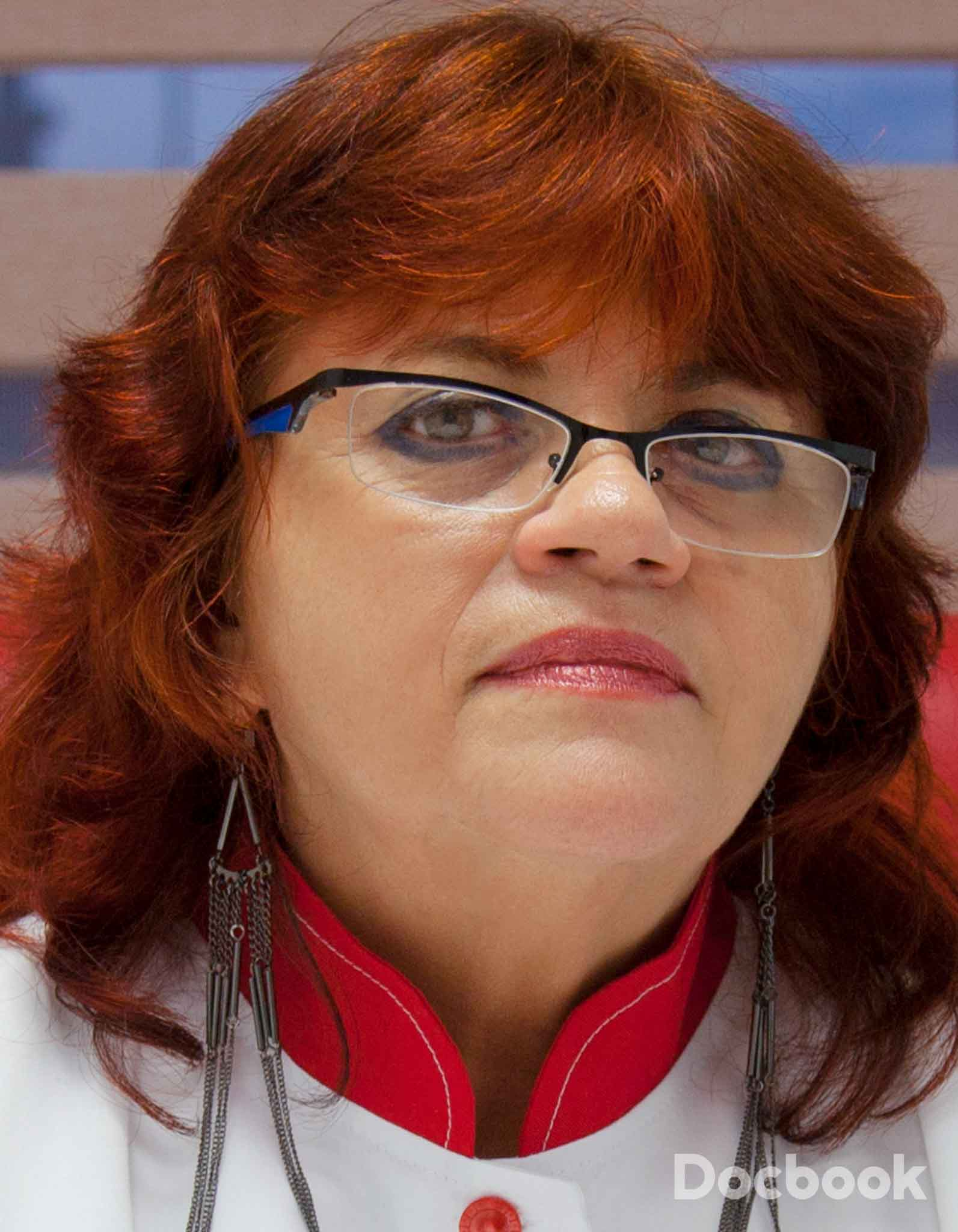 Psiholog Ermina Sorocianu