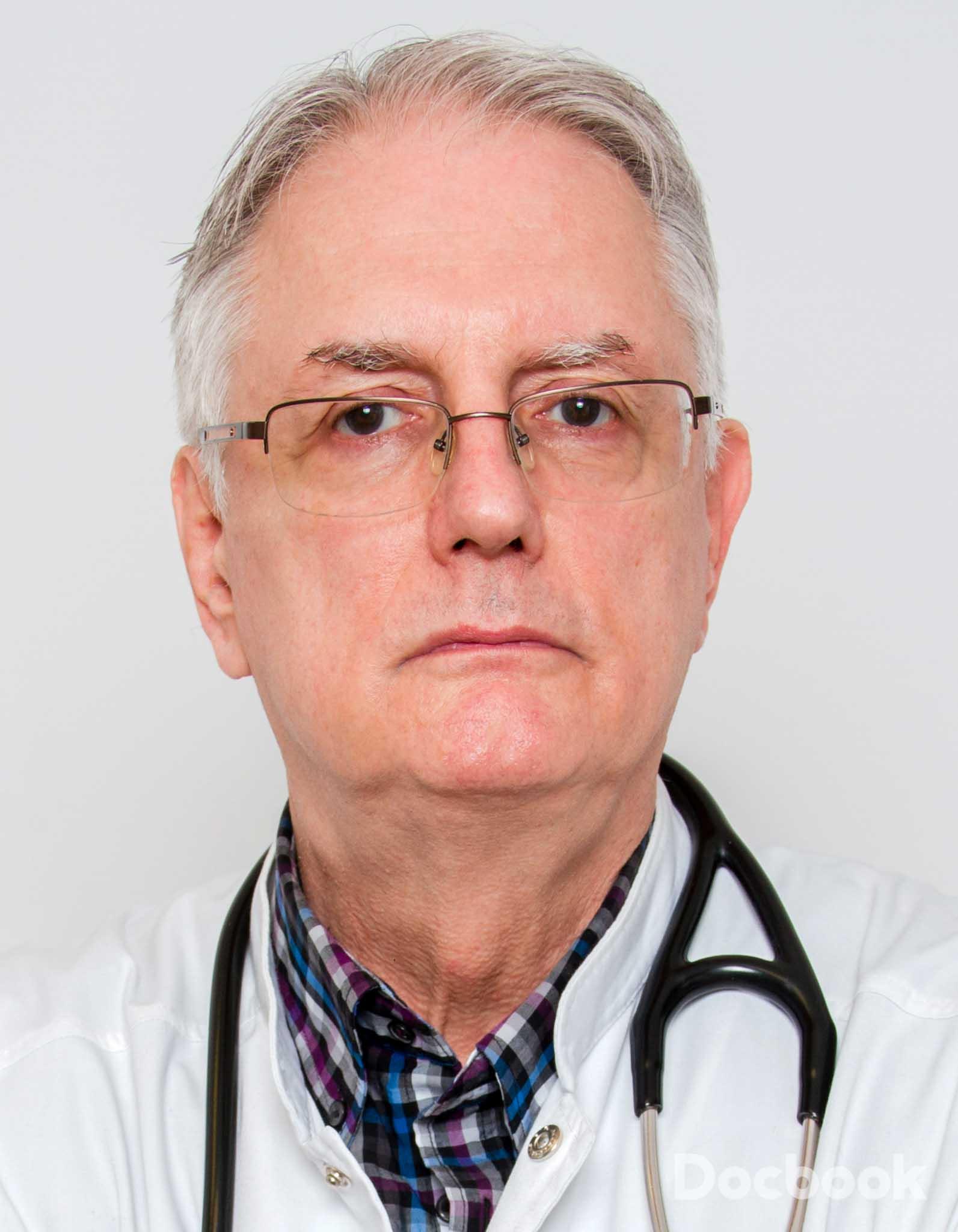 Dr. Tudor Protopopescu
