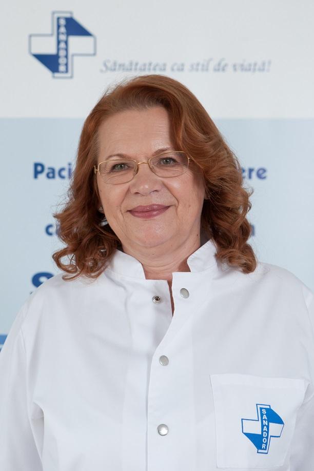 Dr. Virginia Tarlea