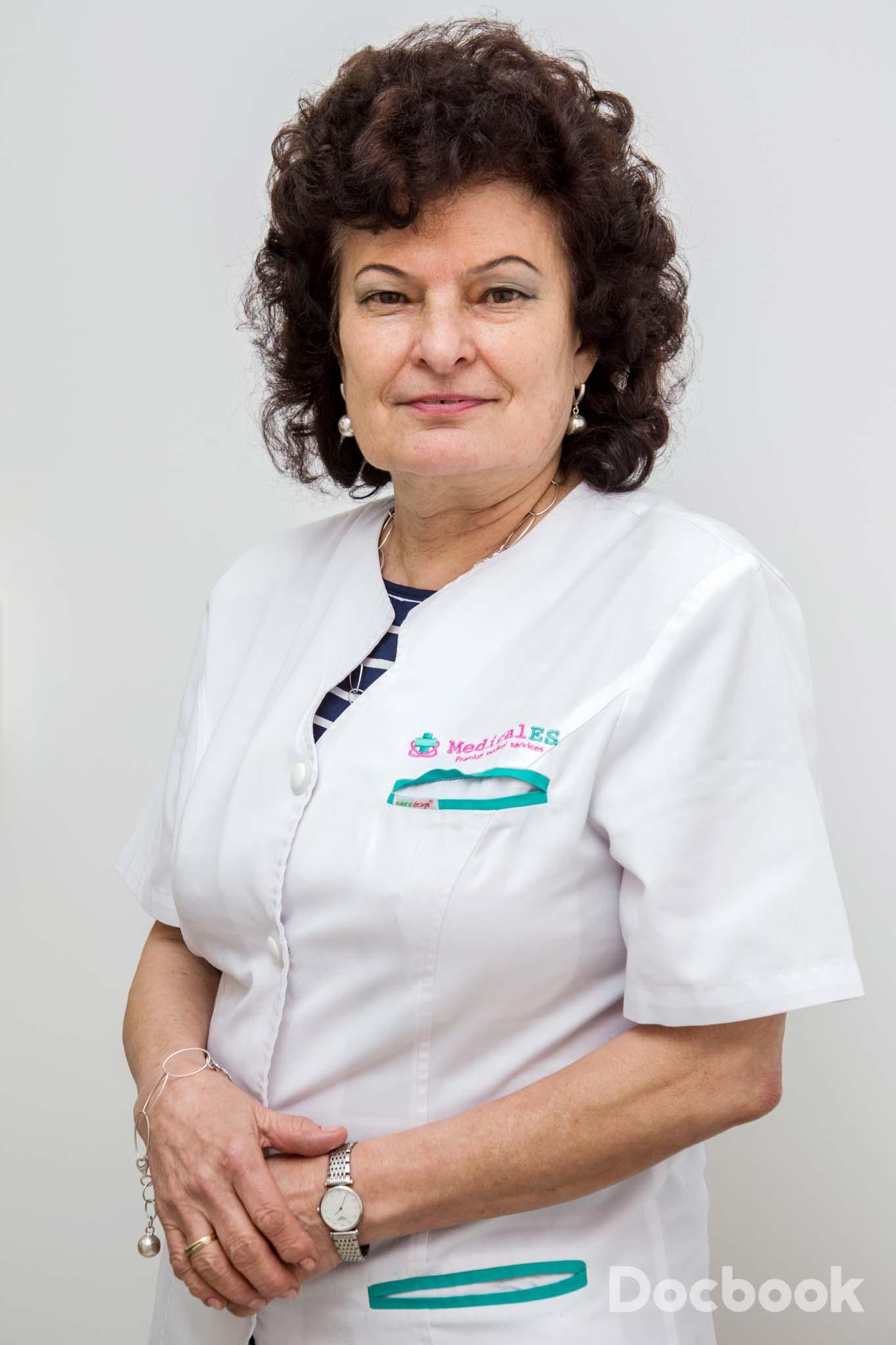 Dr. Prof. Ana Campeanu