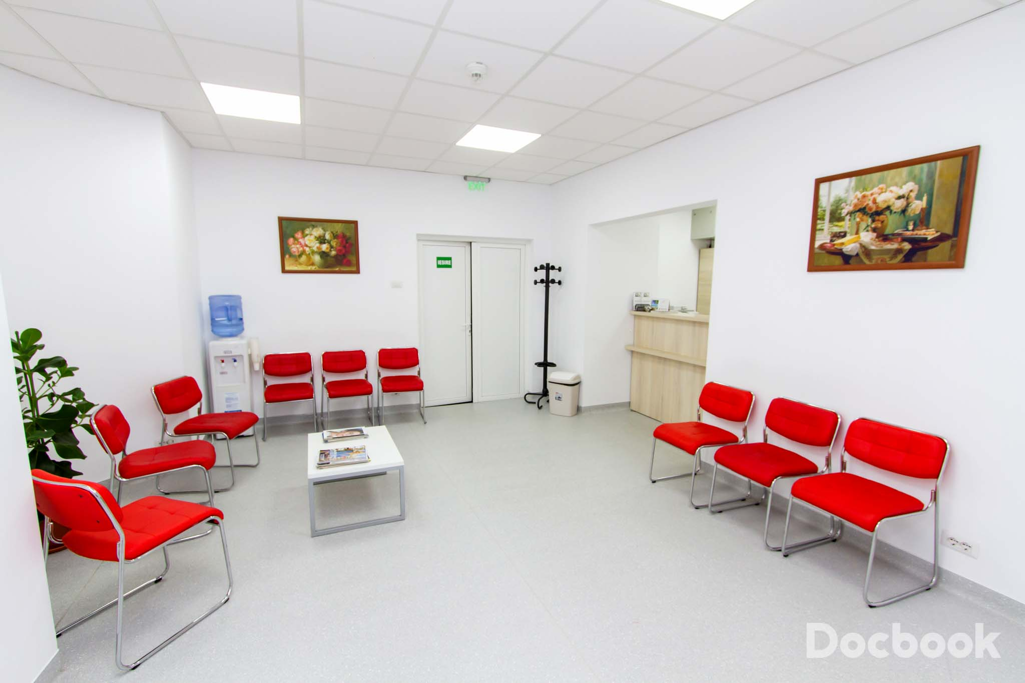 Clinica Medicales Burghele 2 RMN