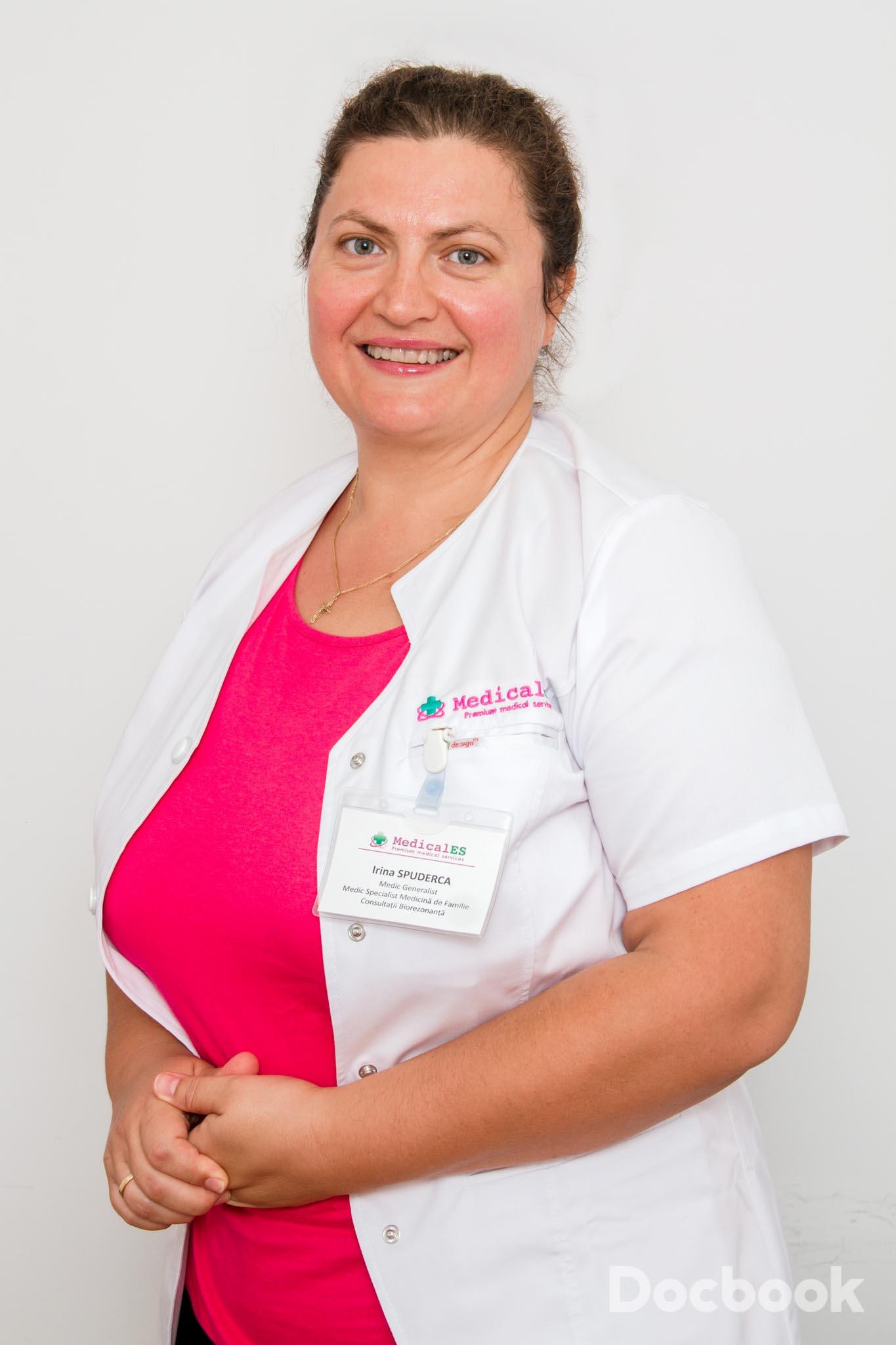 Dr. Irina Spuderca