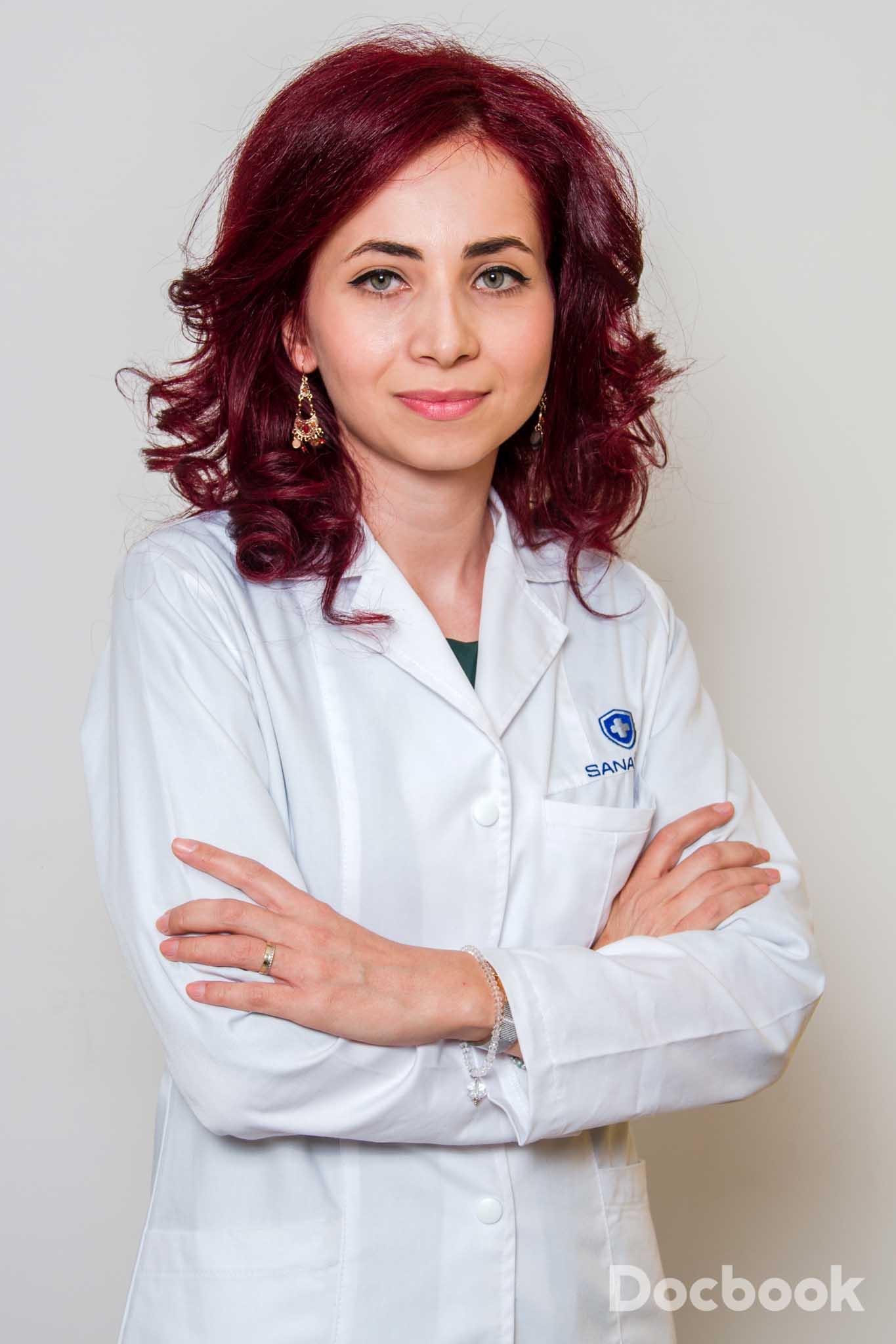 Dr. Roxana-Gabriela Mitulescu