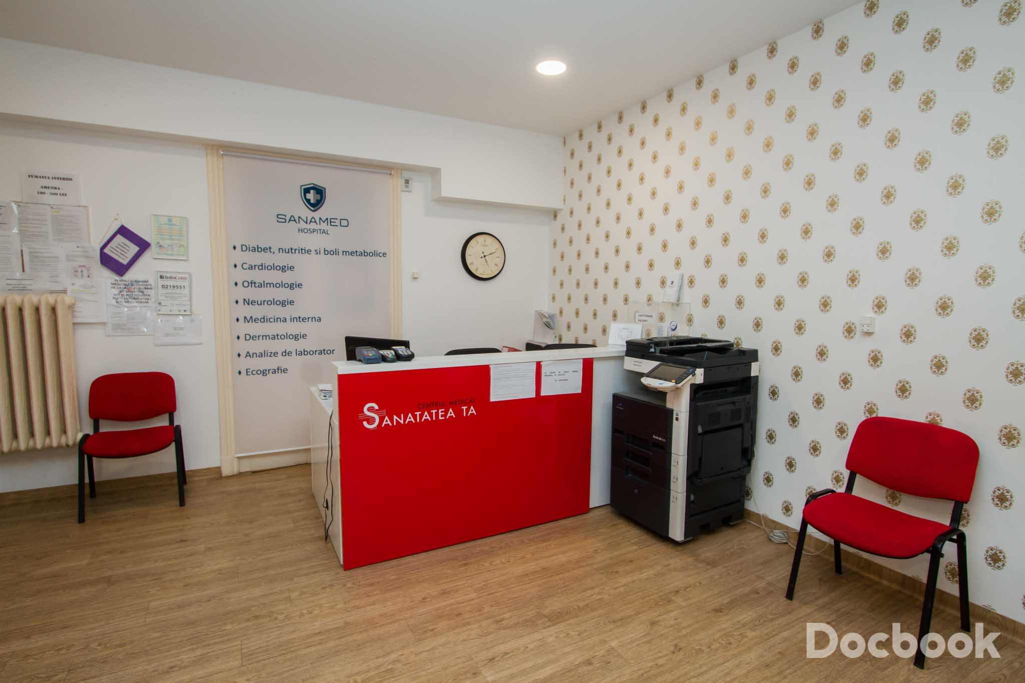 Clinica Dacia