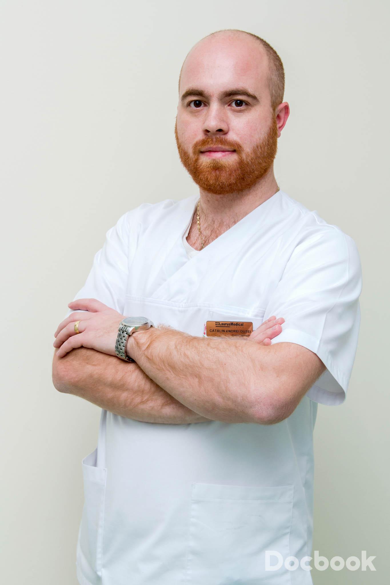 Dr. Catalin Andrei Dutei