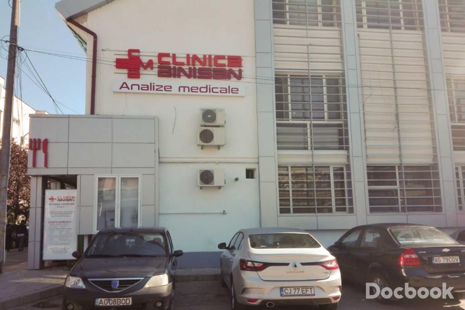 Clinica Binisan - Pitesti