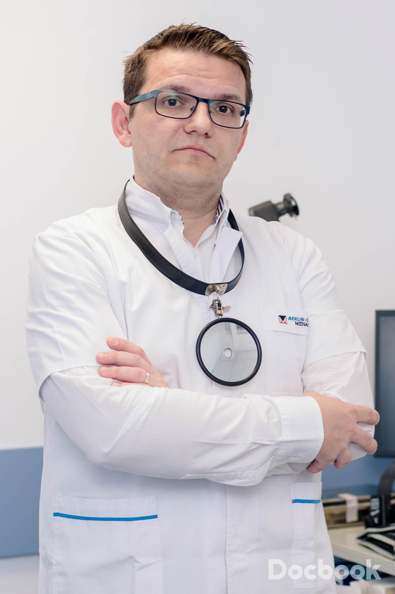 Dr.  Alin Muresan