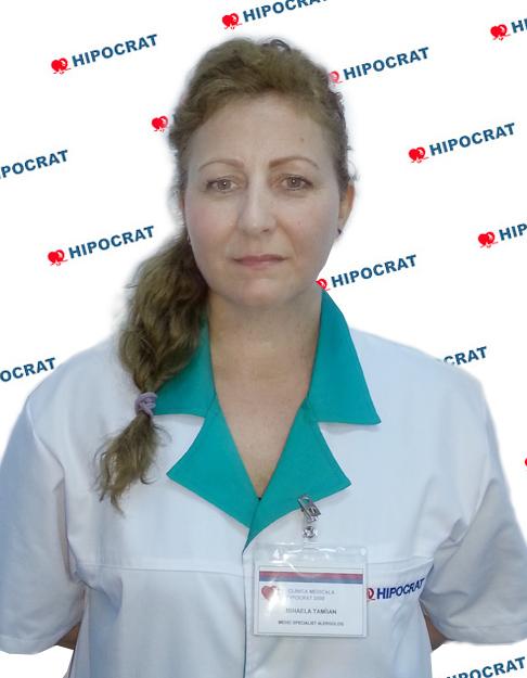 Dr. Mihaela Peres (Tamiian )