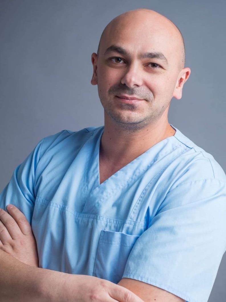 Dr.  Velici Sorin Cristian