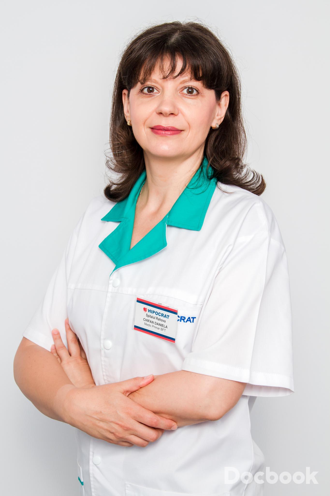 Dr. Daniela Tatiana Chifan