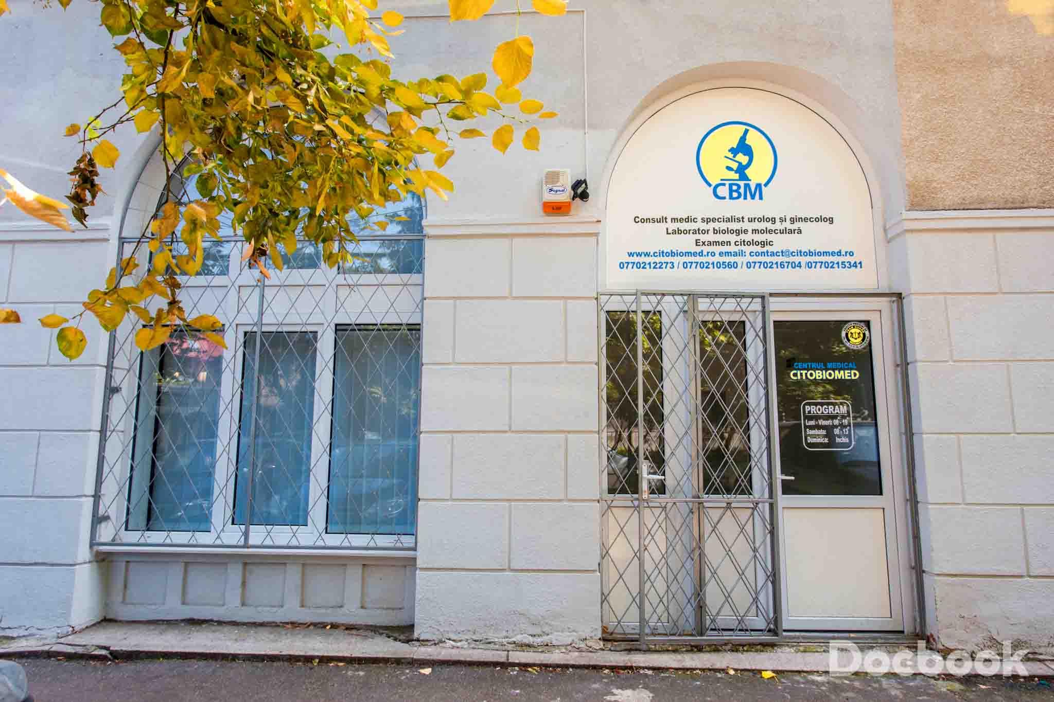 Clinica Centrul Medical CITOBIOMED