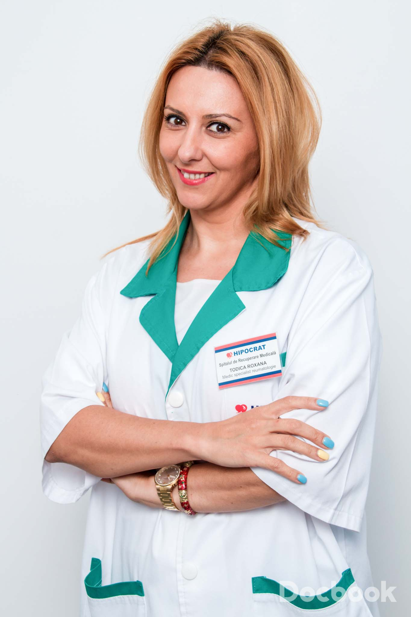 Dr. Roxana Todica