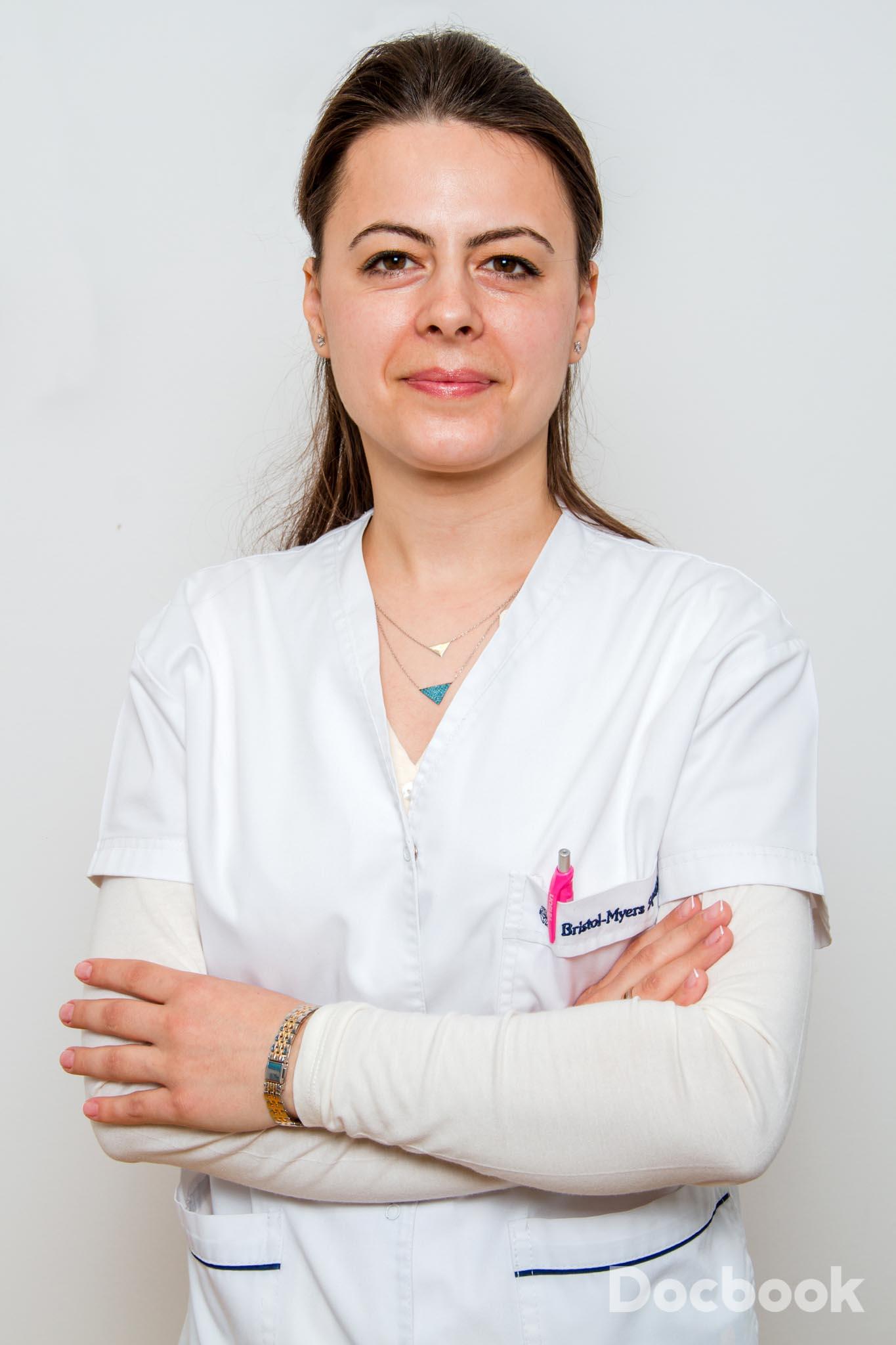 Dr. Alina Maria Marin