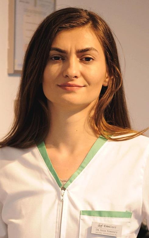 Dr. Iulia Tomescu
