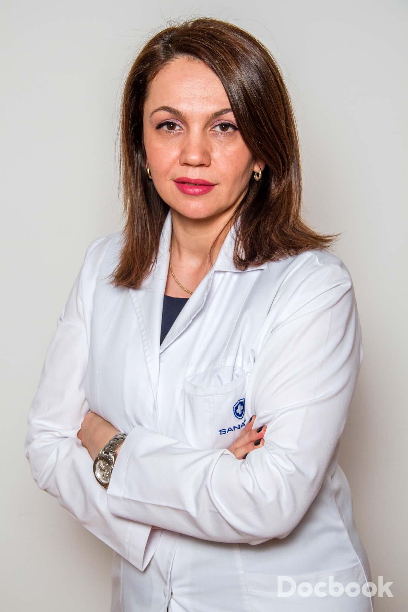 Dr. Ileana Stamate