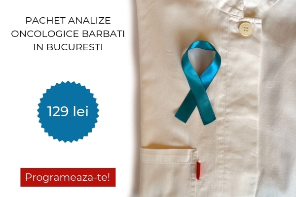Pachet analize oncologie barbati