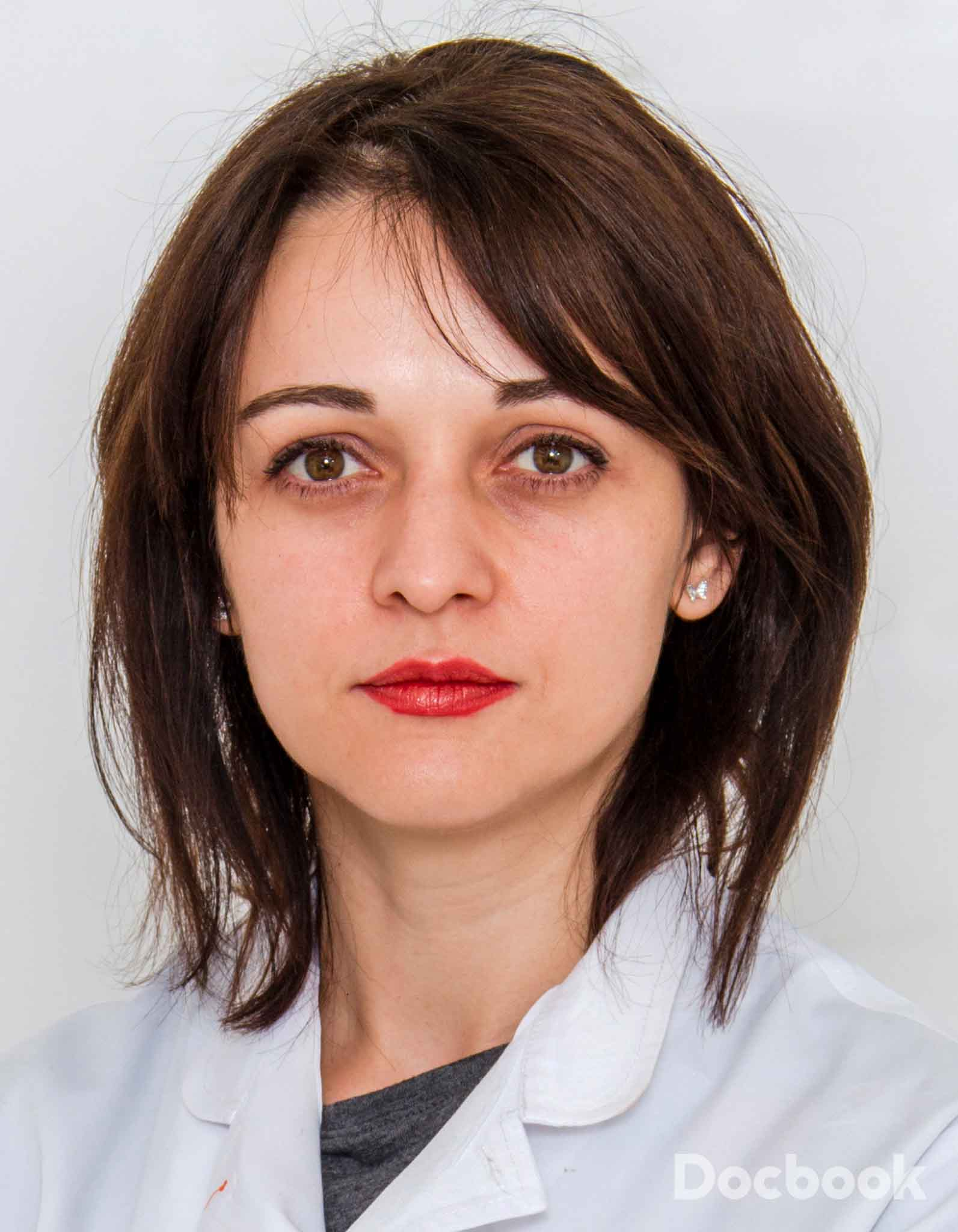 Dr. Cristina Moisei