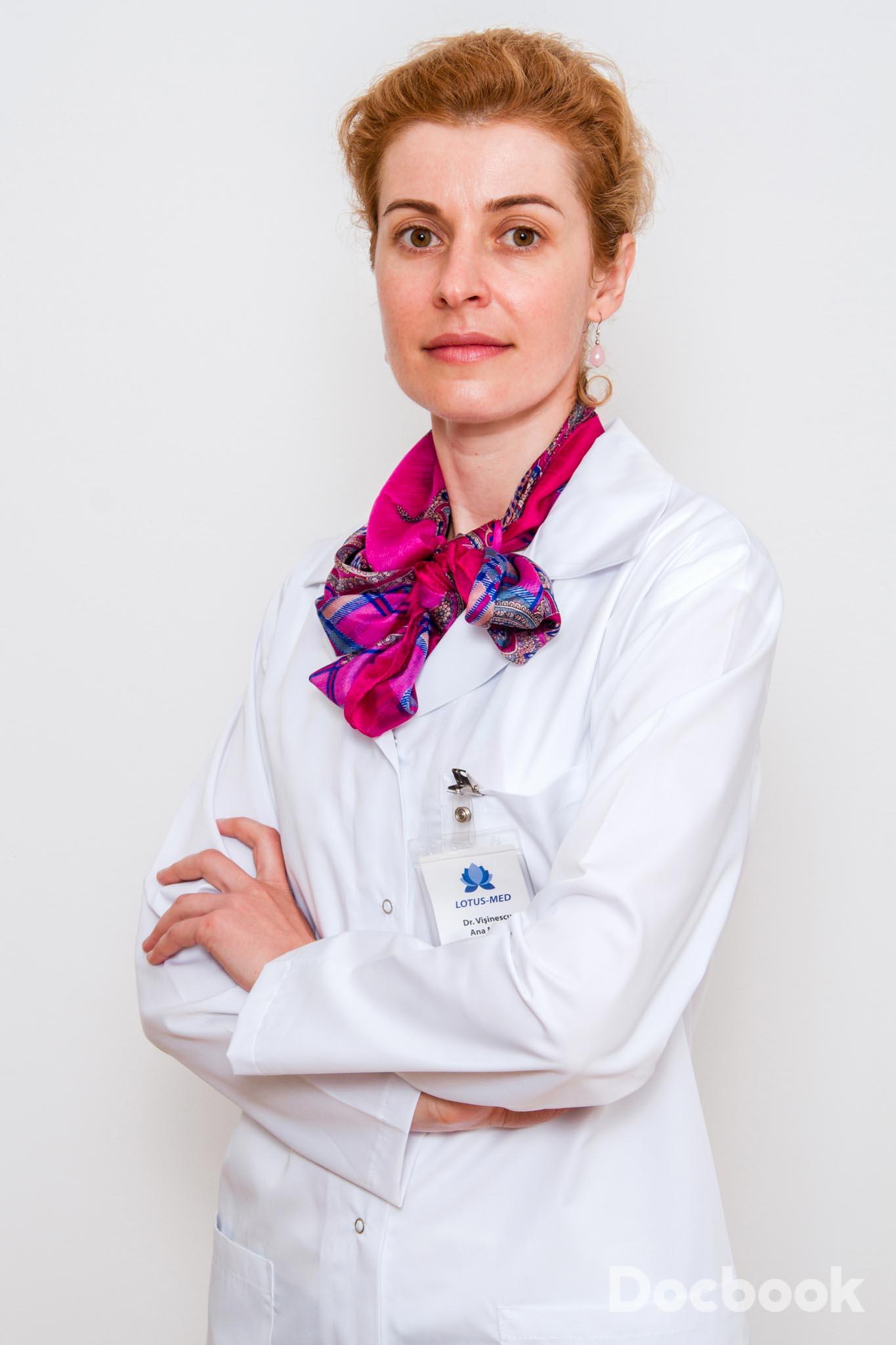Dr. Ana - Maria Visinescu