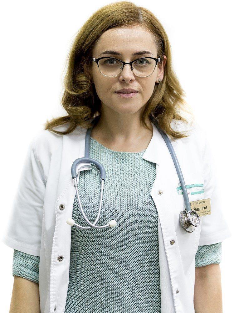 Dr. Irina Spanu