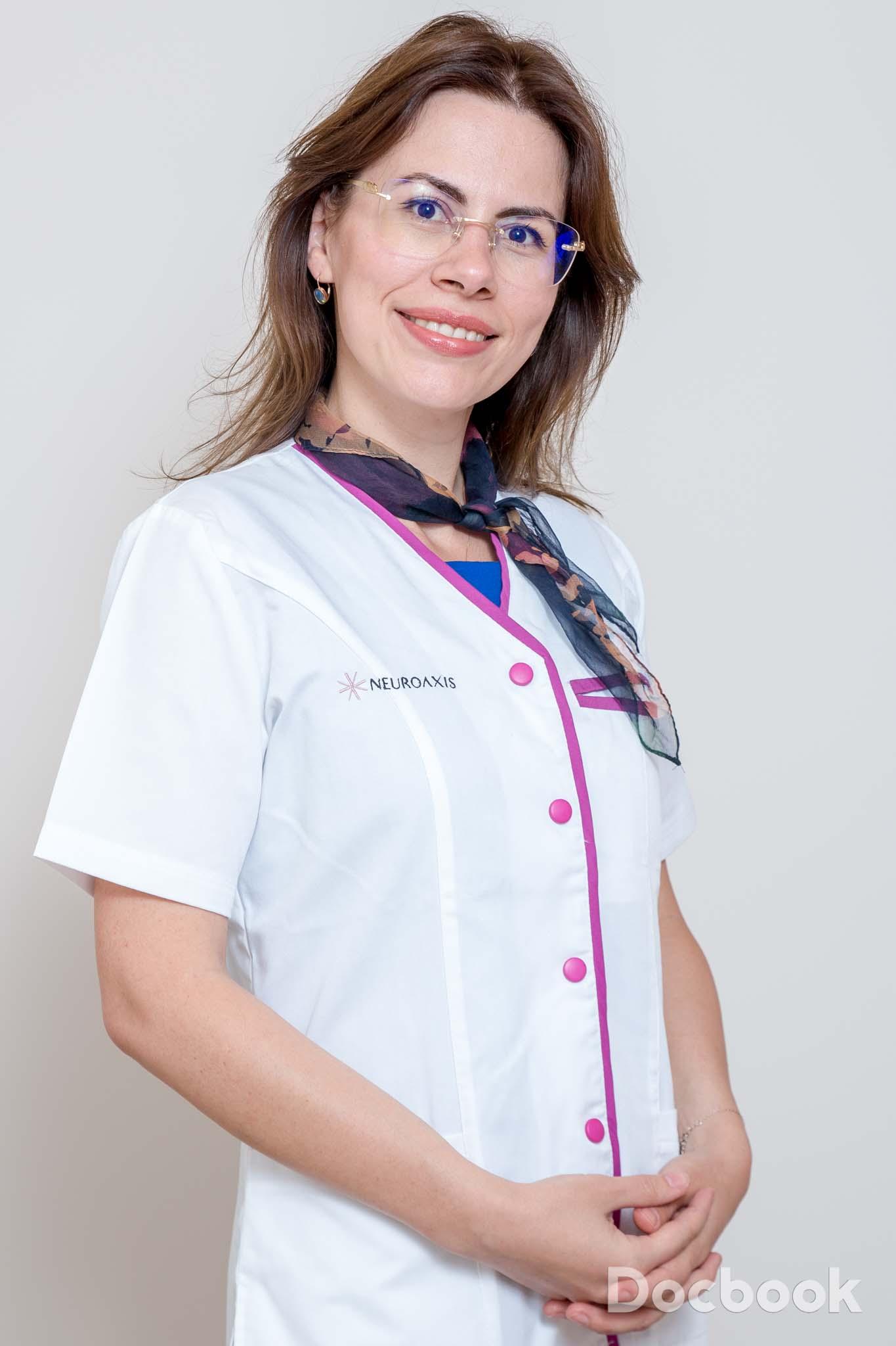 Dr. Vasilia Iorgoveanu