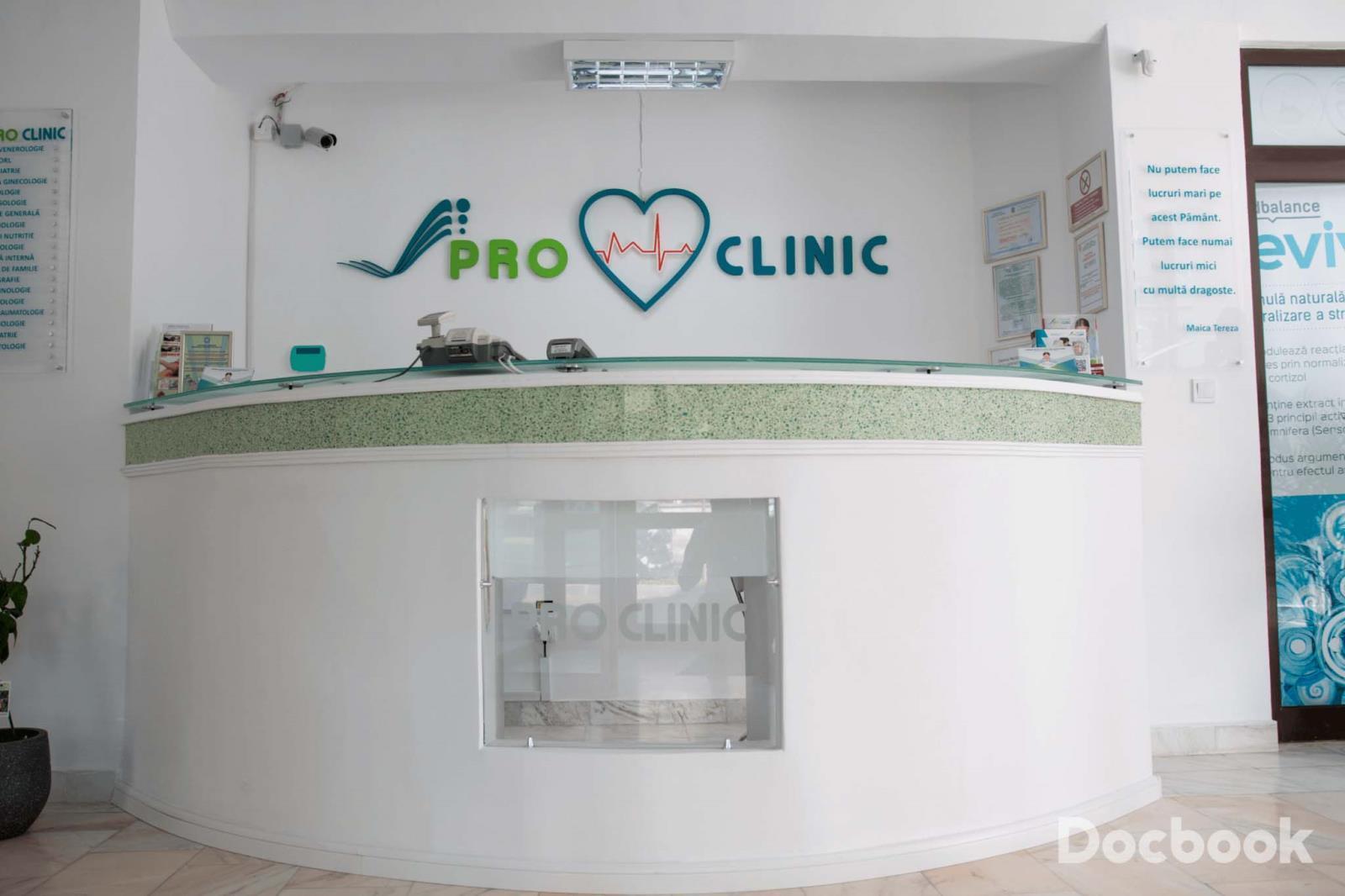 Despre Pro-Clinic