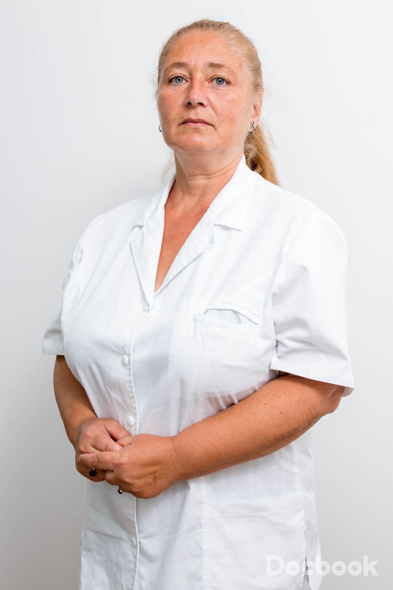 Dr. Ana Luiza Calin