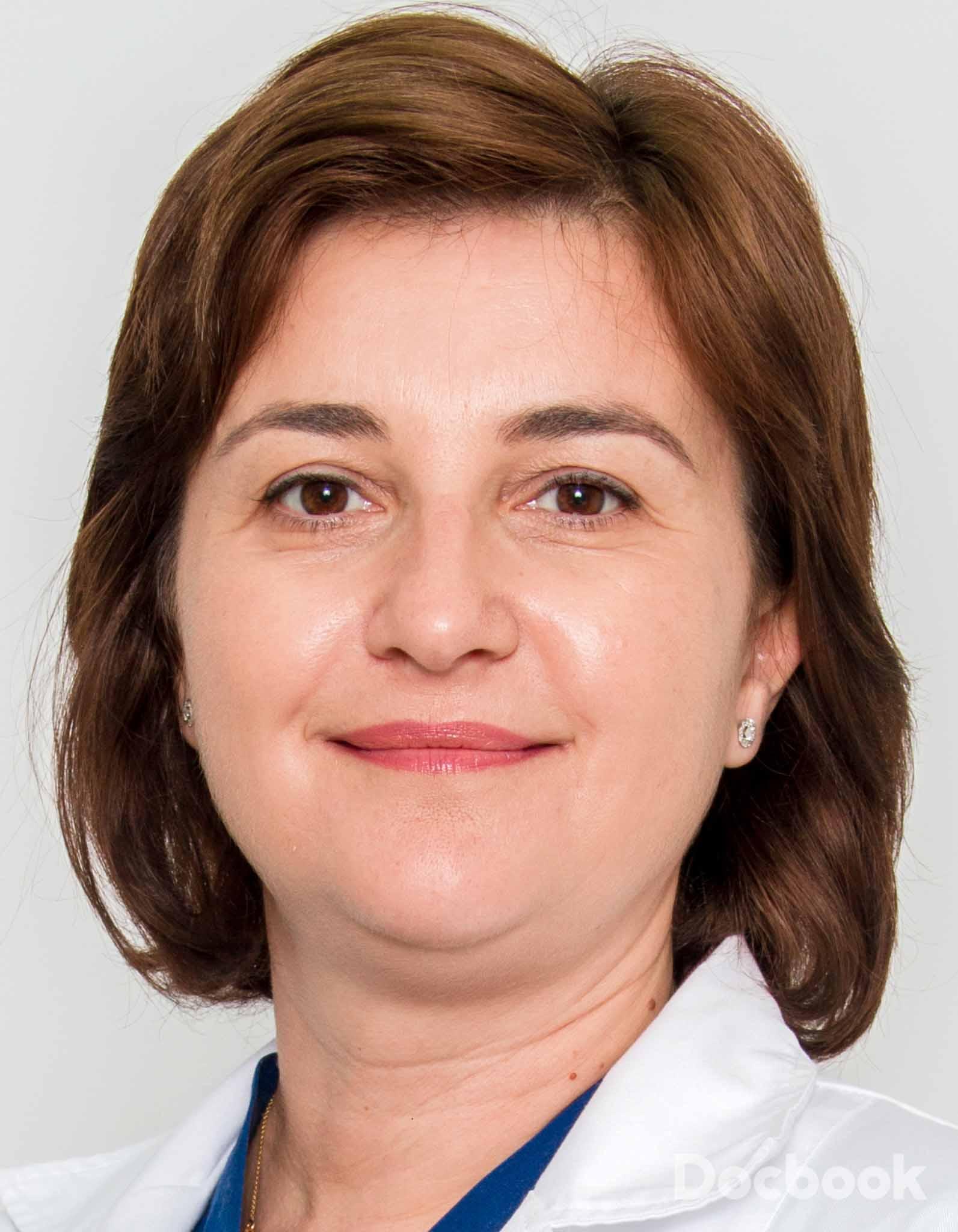 Dr.  Petrescu Ina Ruxandra