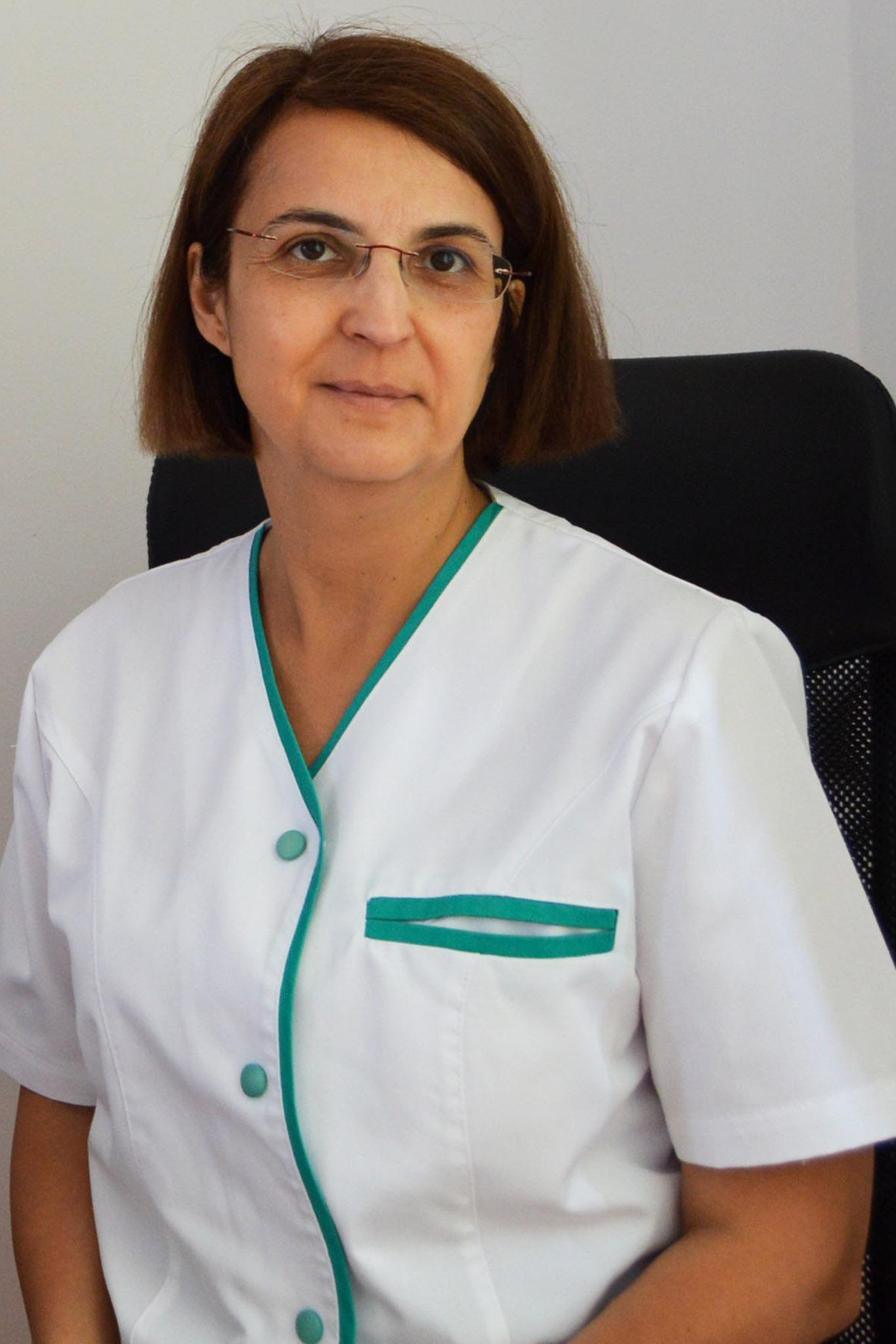 Dr. Cristina Negrean