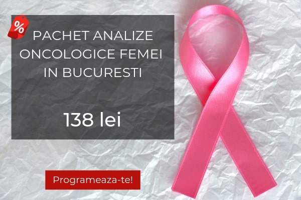 Pachet Analize Oncologie Femei