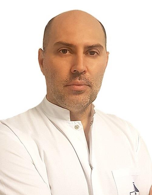 Dr. Valentin Marian Mitroi