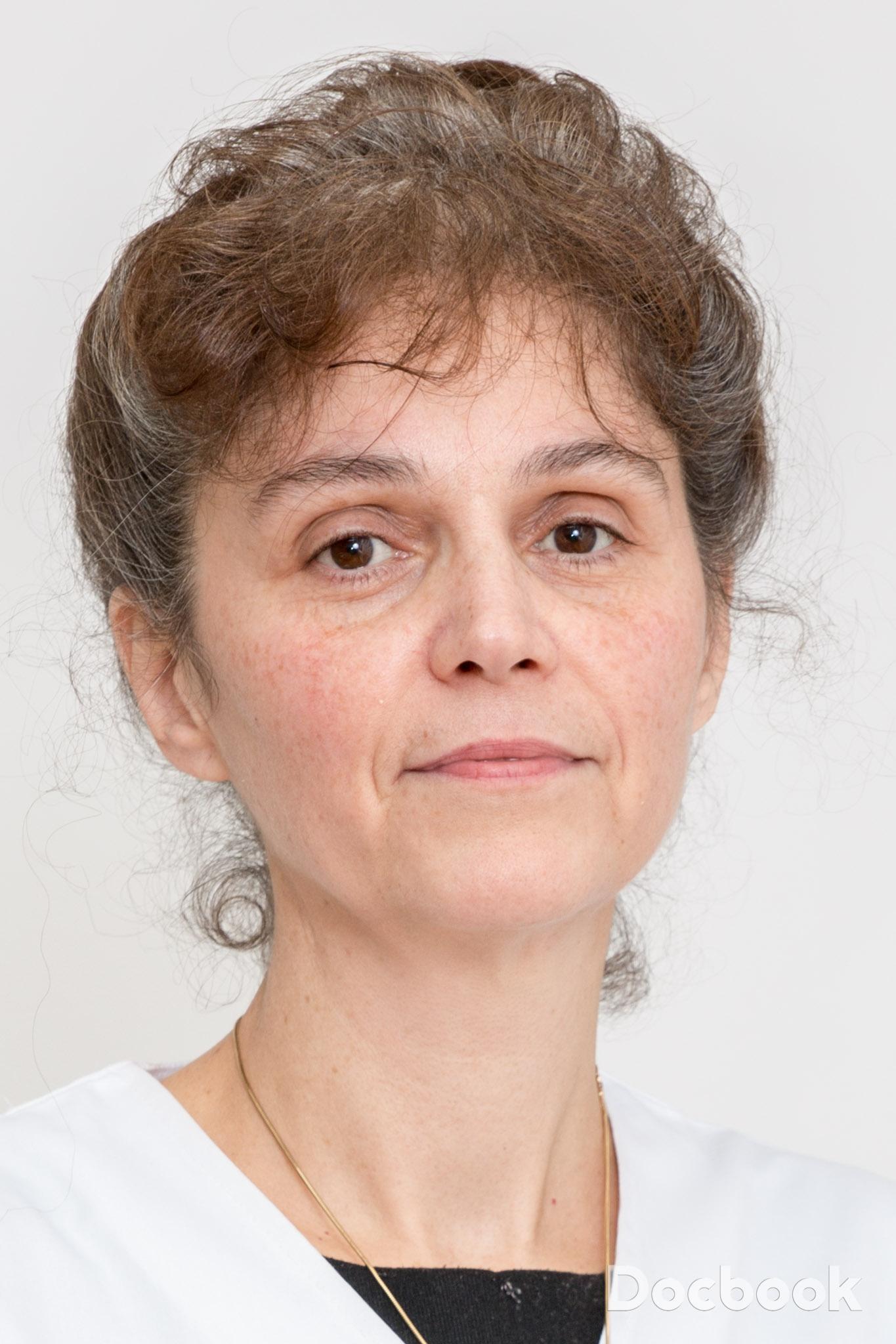Dr. Marilena - Filomela Petrescu