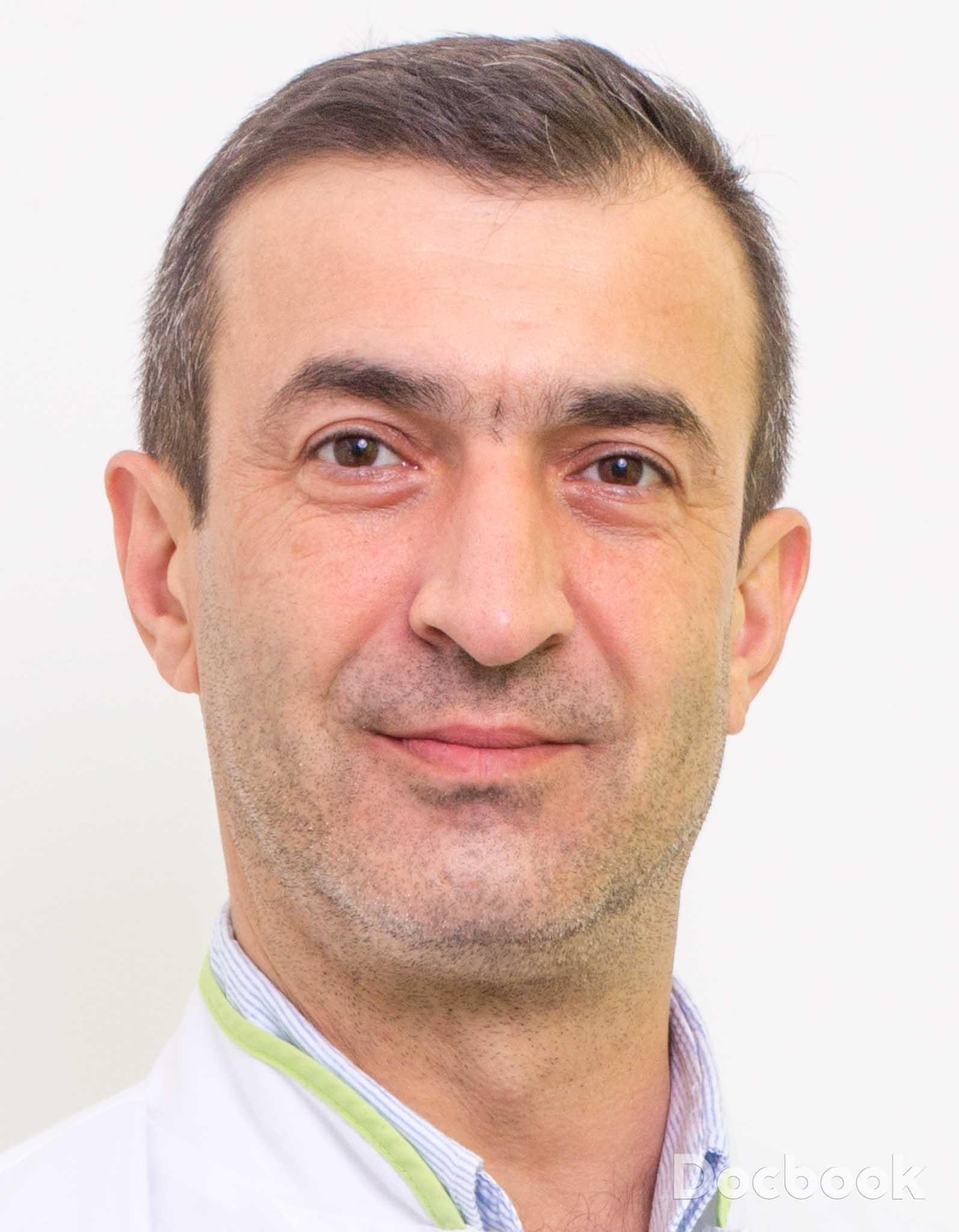 Dr.  Pariza George