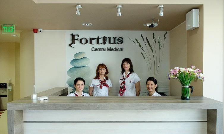 Despre Centrul Medical Fortius