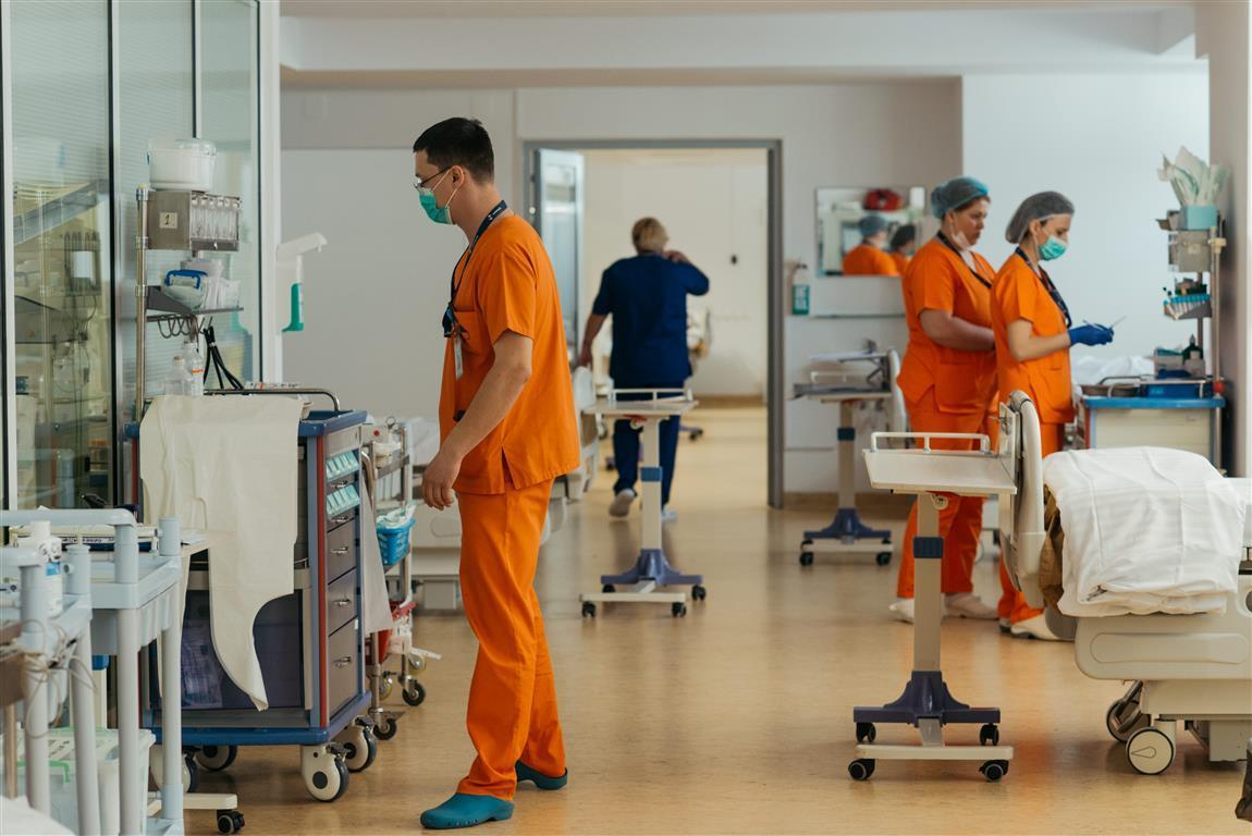 Clinica Sanador Spital