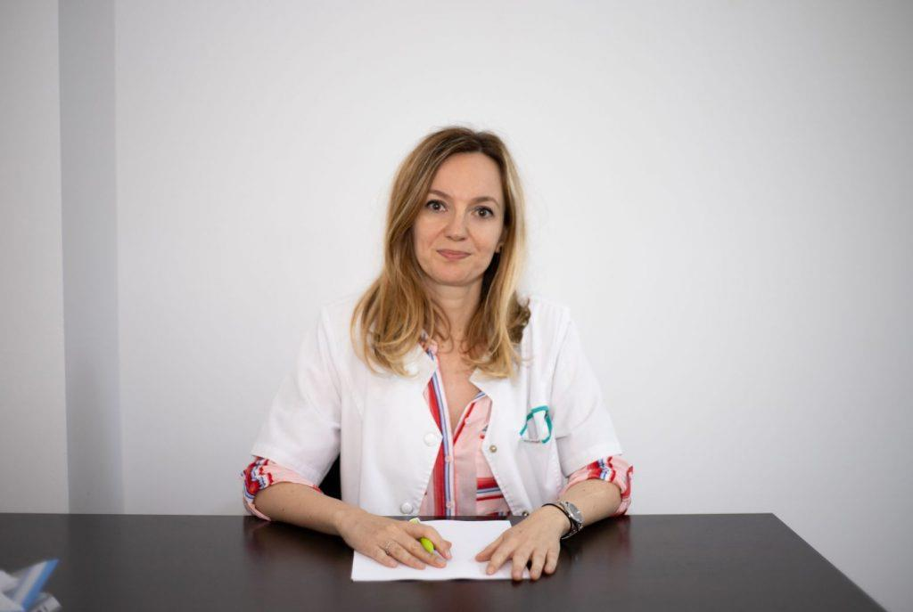 Dr. Silvia Capastraru
