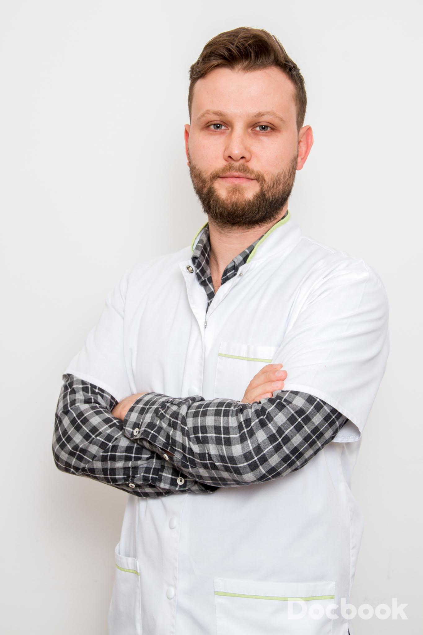 Dr.  Zaporojan Mihai